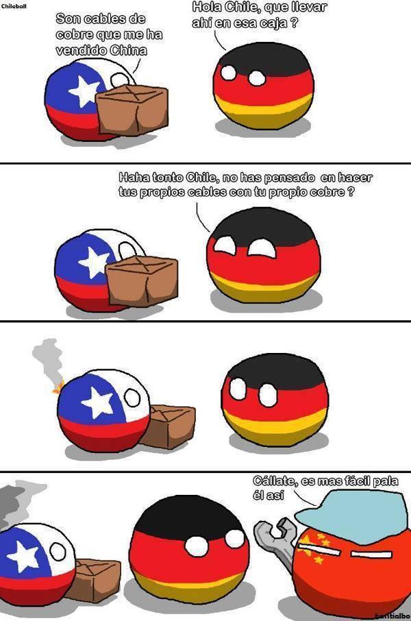 Me suena a México y el petróleo ._. - meme