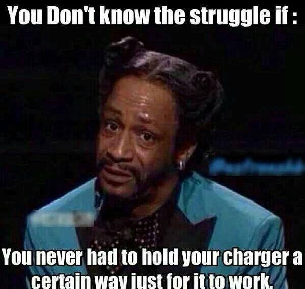 The struggle. - meme
