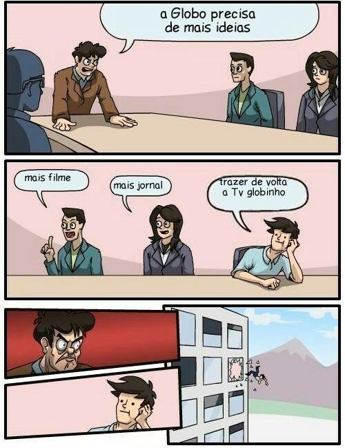 Rip Grande ideia - meme