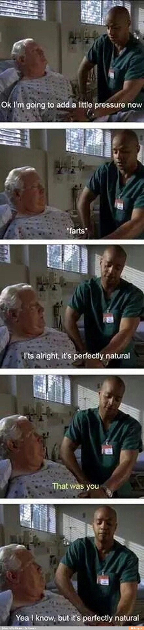 Perfectly Natural - meme