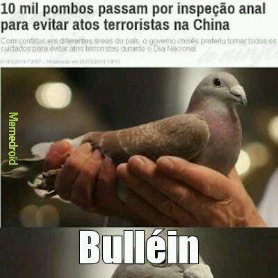 Bulléin - meme