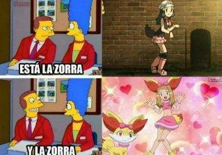Zorras... típico - meme