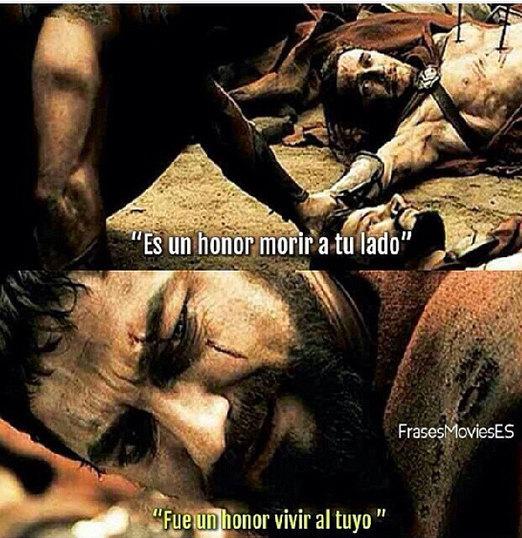Espartanos!!! - meme