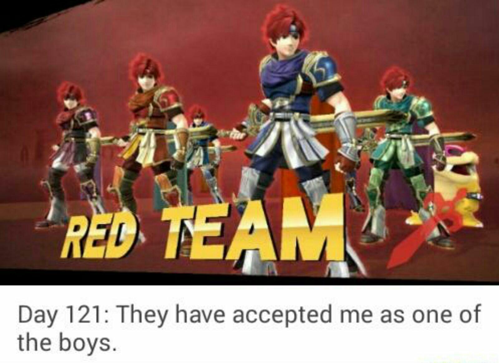 Roy's our boy! - meme
