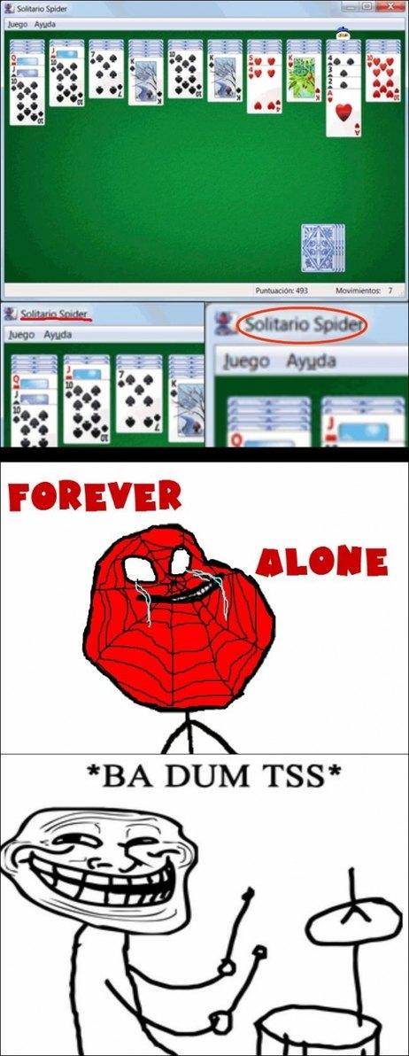Spider - meme