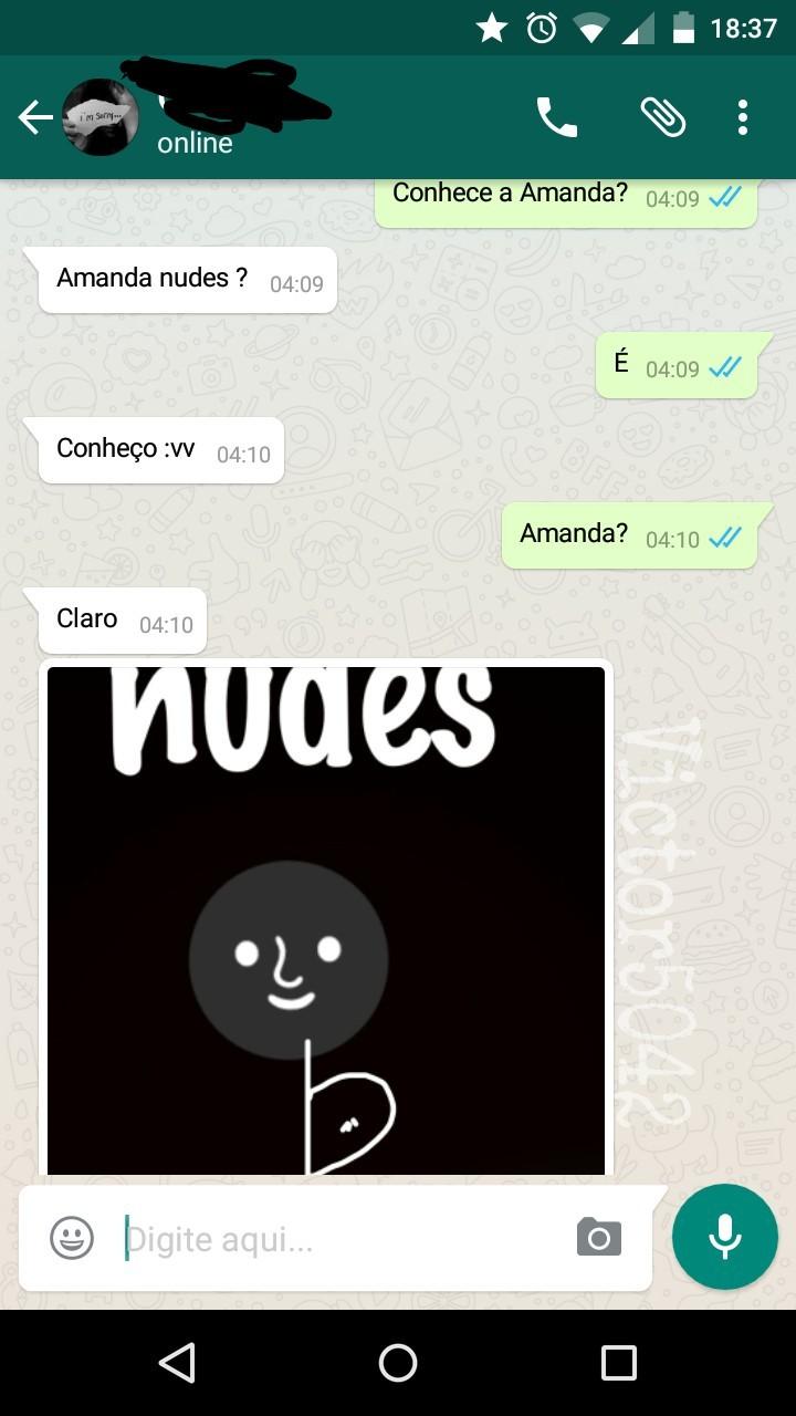 PÔ AMANDA - meme
