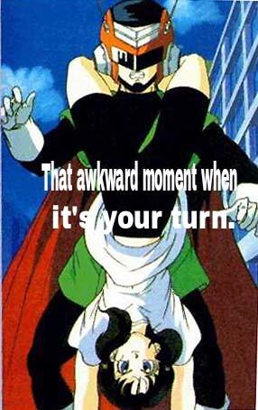 Awkward! - meme