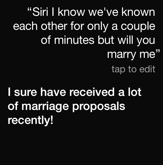 Siri is a slut - meme