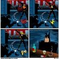 oh Batman il a pris chère Max de plus au 3 eme com
