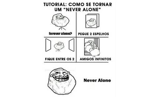Never - meme
