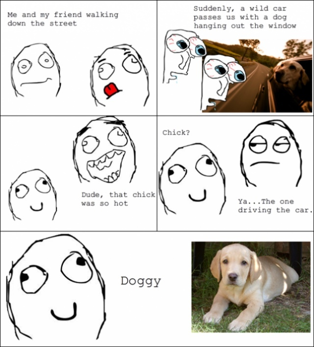 doggy - meme