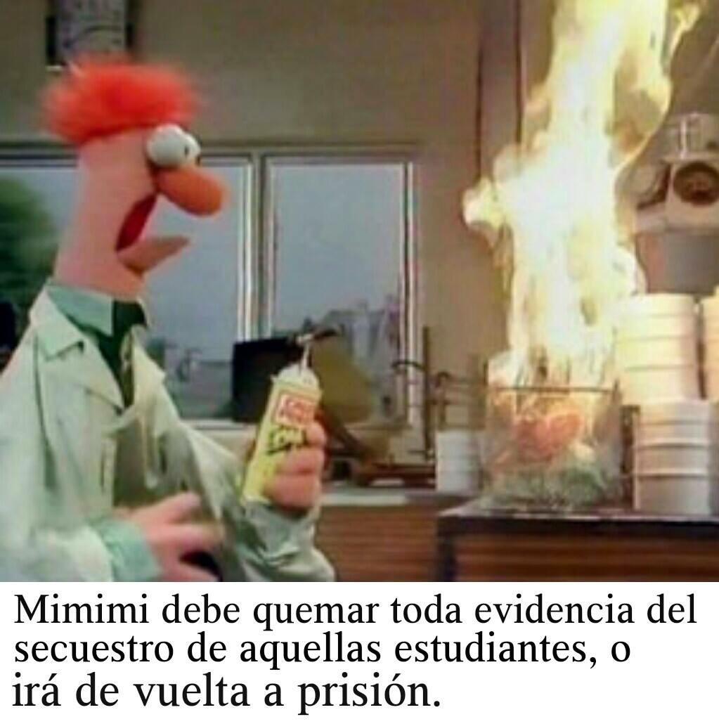 #RecapacitaMimimi - meme