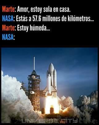 Esa Marte :v - meme