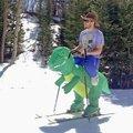 Déguisement pour le ski