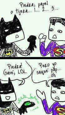 Batman wins XD - meme