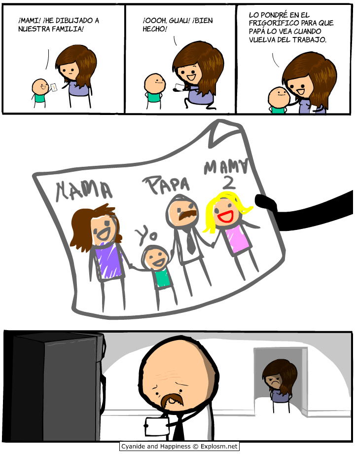 Nuestra familia :D - meme