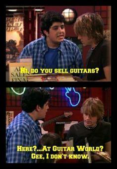 Guitar world - meme
