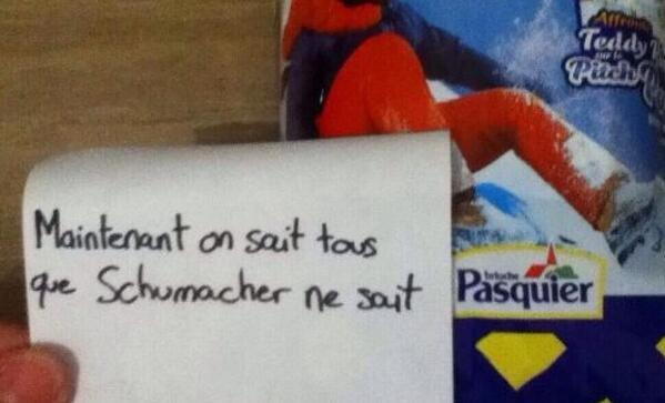 Schumacher !! - meme