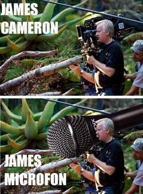 James XD XD - meme