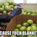 Blankets fo tha weak