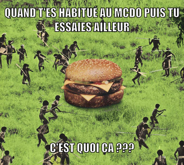 Hamburger - meme