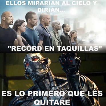 Ultron sabe - meme