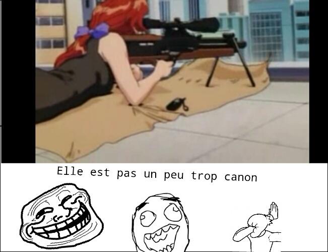 Canon - meme