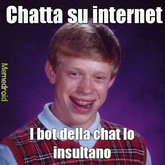 Bot chat - meme
