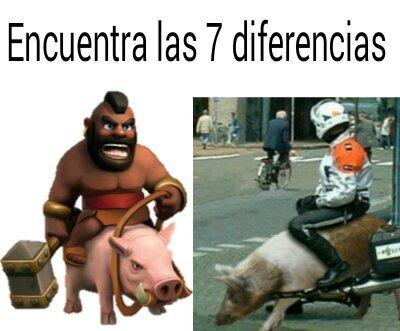 Montapuercos - meme