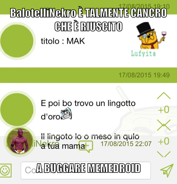 Buggatore - meme