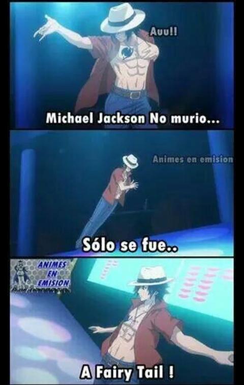 Michael Tail - meme