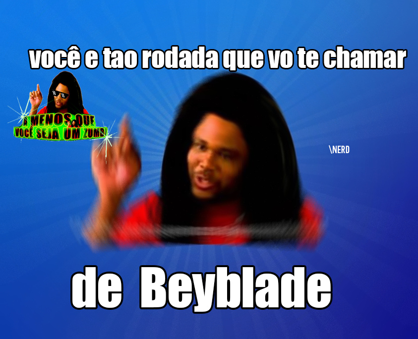 Pião do baú - meme
