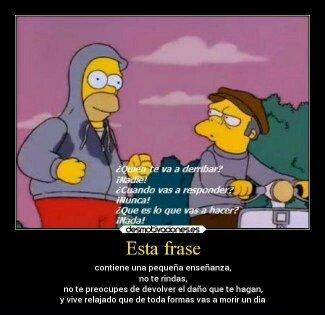 Homero... - meme