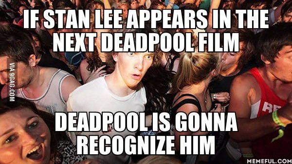 Deadpool is the best - meme