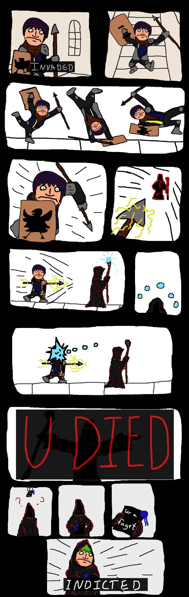 Pvp dark souls - meme