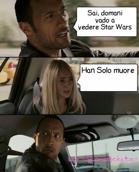Star Wars... - meme