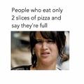 pizza :v