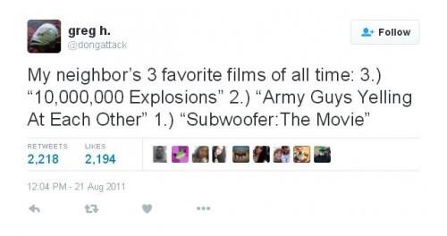 Fav movie? - meme