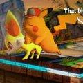 Pikachu O.o que fais tu ?