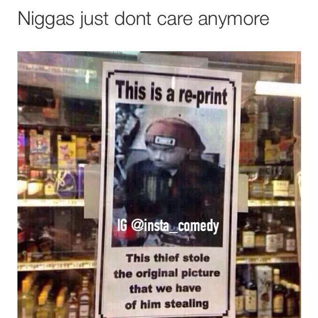 Cool thief - meme