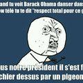 Je veux président comme Obama *_*