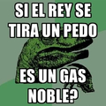 Gas noble