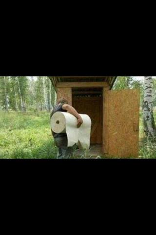 Quand tu vas aux toilettes après t'être retenu trop longtemps
