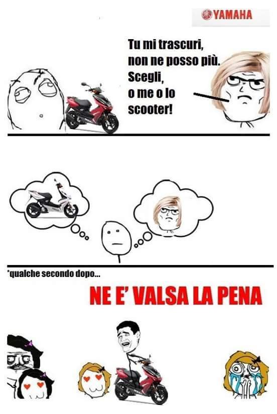 Scooter - meme