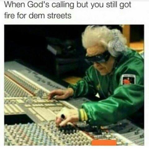 Go granny - meme