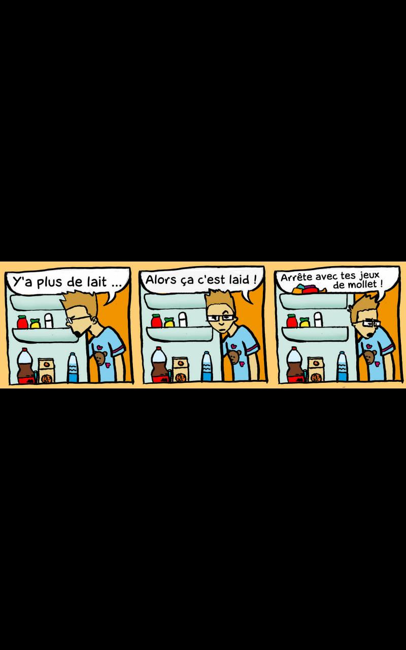 Pour toi, latrolleusevoustroll ;) - meme