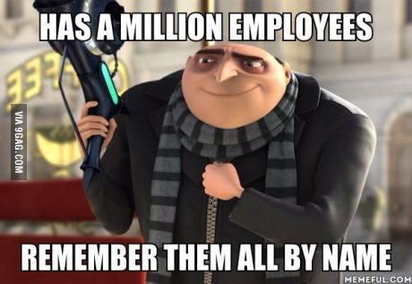 Best boss ever - meme