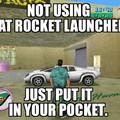 Big pocket