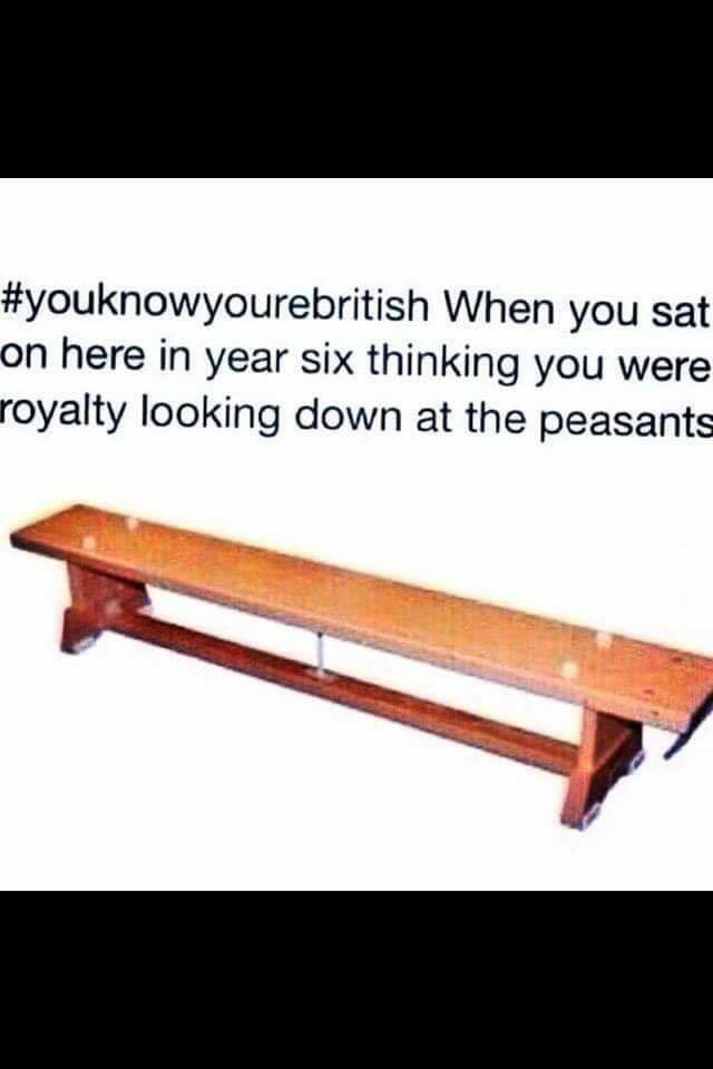 Only British people will understand - meme
