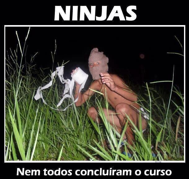 NINJAS - meme